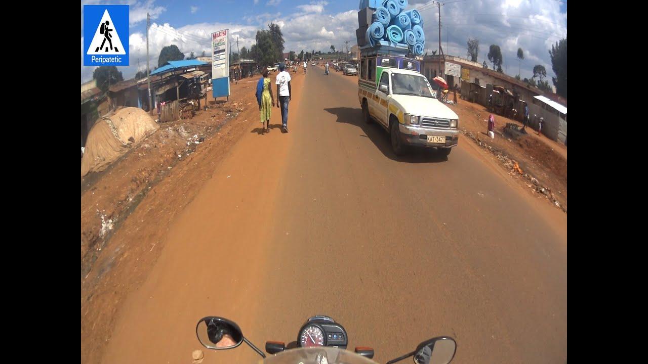 Путешествие в Кению. Что нужно знать о Кенийских дорогах ПЕРИПАТЕТИК