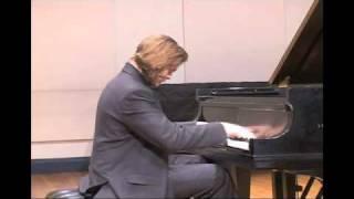 Schubert Sonata in A Major I mvm, Ilya Kazantsev, piano
