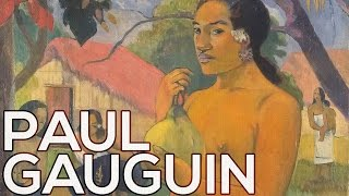 Paul Gauguin: A collection of 283 paintings (HD)