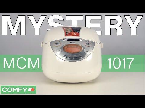 mystery мультиварка mystery mcm-1017 как приготовить плов