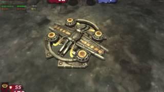 Unreal Tournament 3 - Multiplayer Gameplay (online TDM) 2017.