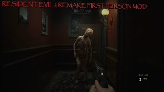 Resident Evil 2 Remake First Person| Ghost Survivors| RunAway!