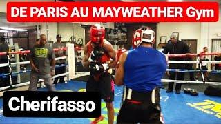 J'ai boxé au Mayweather Boxing Club / cherifasso partie 1/2