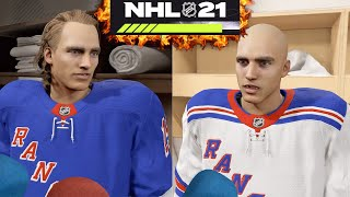 NHL 21: Be A Prossa Tomi Tamppoonin muodonmuutos ja NHL:n startti!