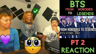BTS - FROM NOBODIES TO LEGENDS (2019) - KITO ABASHI REACTION