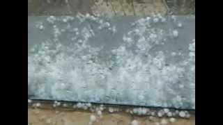 simpleng kasiyahan ng OFW sa lebanon.. (snow fall)