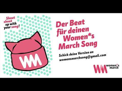 Women*s March Song - Version 03K von Nifty MC's (Karaoke Version)