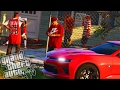 Bloods Gang Wars! - GTA 5 Gang Mod - Day 93