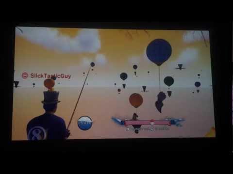 Aurora Sky Fishing (Part 3) Playstation 3 Home PS3 PSN
