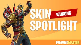 Wukong Skin Spotlight (Fortnite Battle Royale)