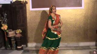 Seema Sharma, ghoomar