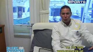 Evermarine Bertram Yachts - Cable Onda Sports