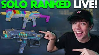 GRINDING SOLO RANK! SO MANY NEW THINGS COMING TO COD MOBILE