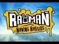 Game Boy Advance Longplay [004] Rayman Raving Rabbids