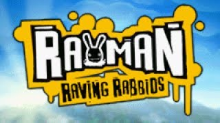 Game Boy Advance Longplay [004] Rayman Raving Rabbids