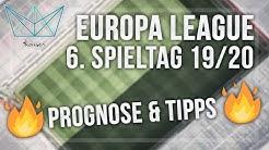 Europa League Tipps - 6. Spieltag 19/20 + 2 Monate Premium Gratis | Meine Wetten (Sportwetten Tipps)