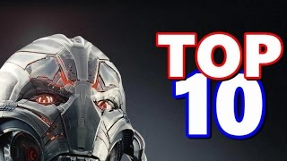 Top 10 Avengers Age of Ultron Moments, Scenes and Clips