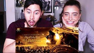 AAYIRATHIL ORUVAN: THE LOST CHOLA DYNASTY | Karthi | Trailer Reaction!