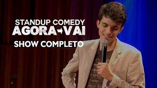 Show de stand up completo - Agora Vai! com Stevan Gaipo