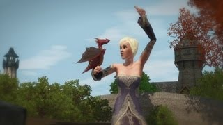 Die Sims 3 Dragon Valley - Trailer