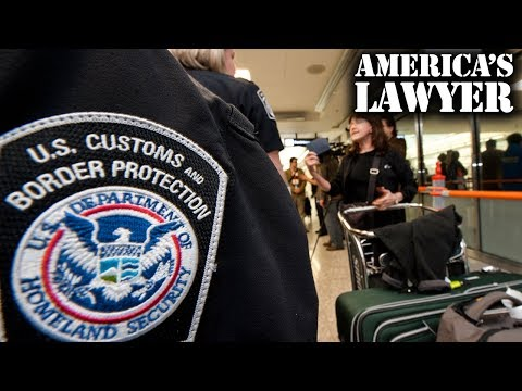 U.S. Border Agents Violating Privacy Rights With Warrantless Searches