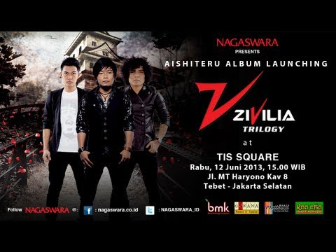 Launching Album Zivilia Trilogy (12 Juni 2013 ) - Part 3 of 3 HD