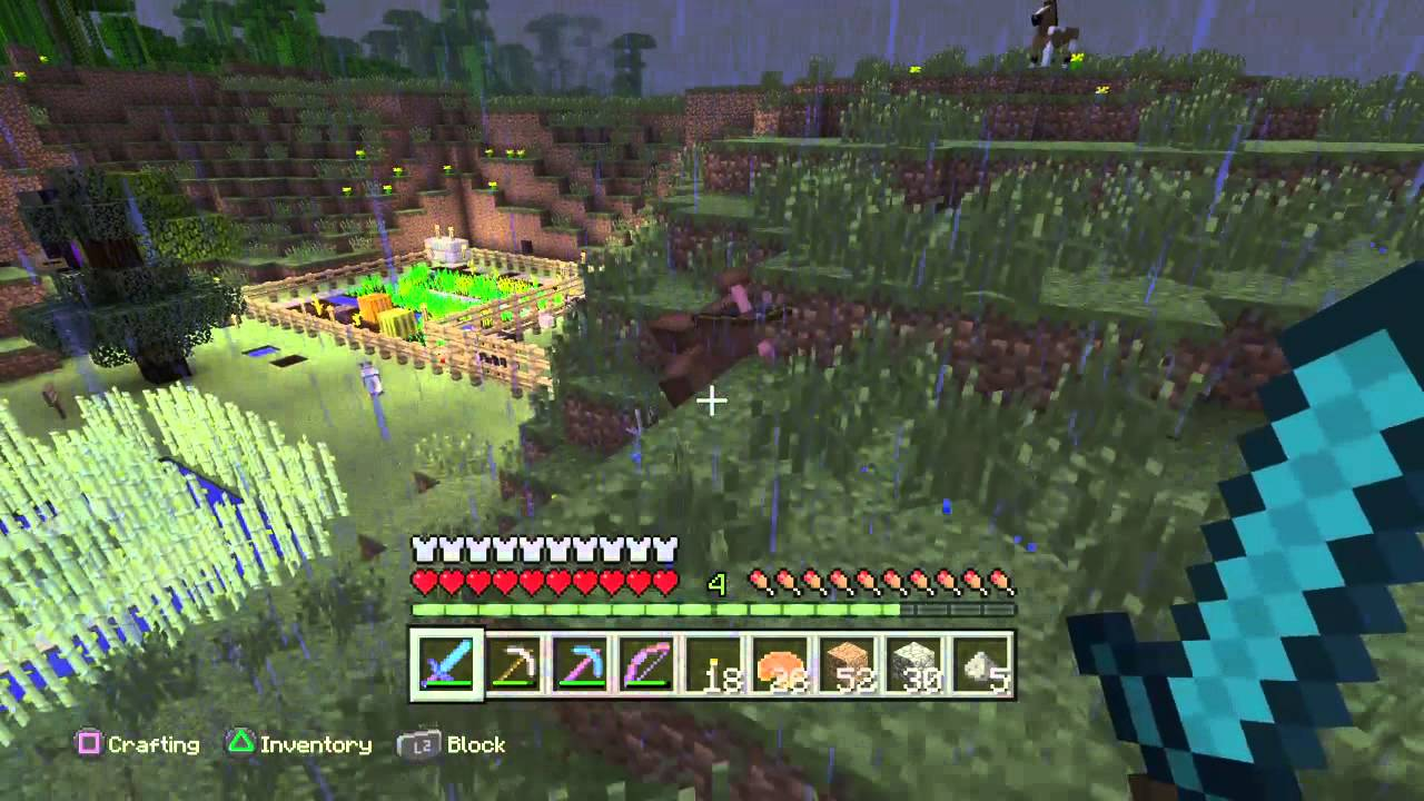 Minecraft: Thorns is fun - YouTube