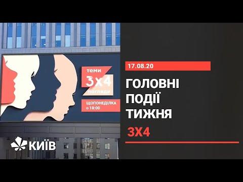 Теми тижня: повстання білорусів, навчальний рік 2020 та Ван Дам у Києві