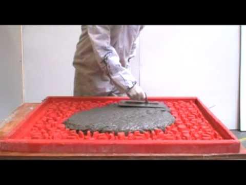 Self Compacting Cast Premix GRC/GFRC by Power-Sprays