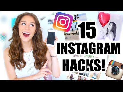 15 Geniale INSTAGRAM HACKS Für Mehr Follower Und Tolle Bilder ♡ BarbieLovesLipsticks