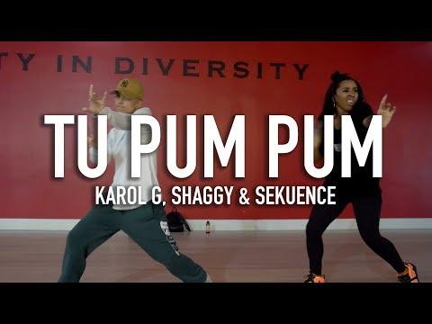 Tu Pum Pum  Karol G,  Shaggy,  Sekuence & El General  Cultura Choreography