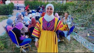 فرحتنا بالعيد 🤗 قلبنا البيت محل كباب وعيشنا جو المصيف باللمه الحلوه ( عيد سعيد ) وسط العيلة 🥰