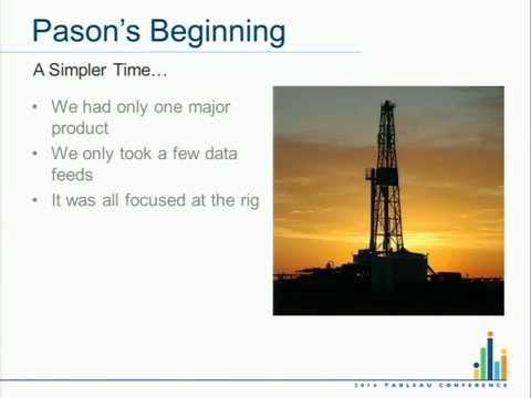 Oil & Gas Drilling Insights Delivered Simply by Pason Systems