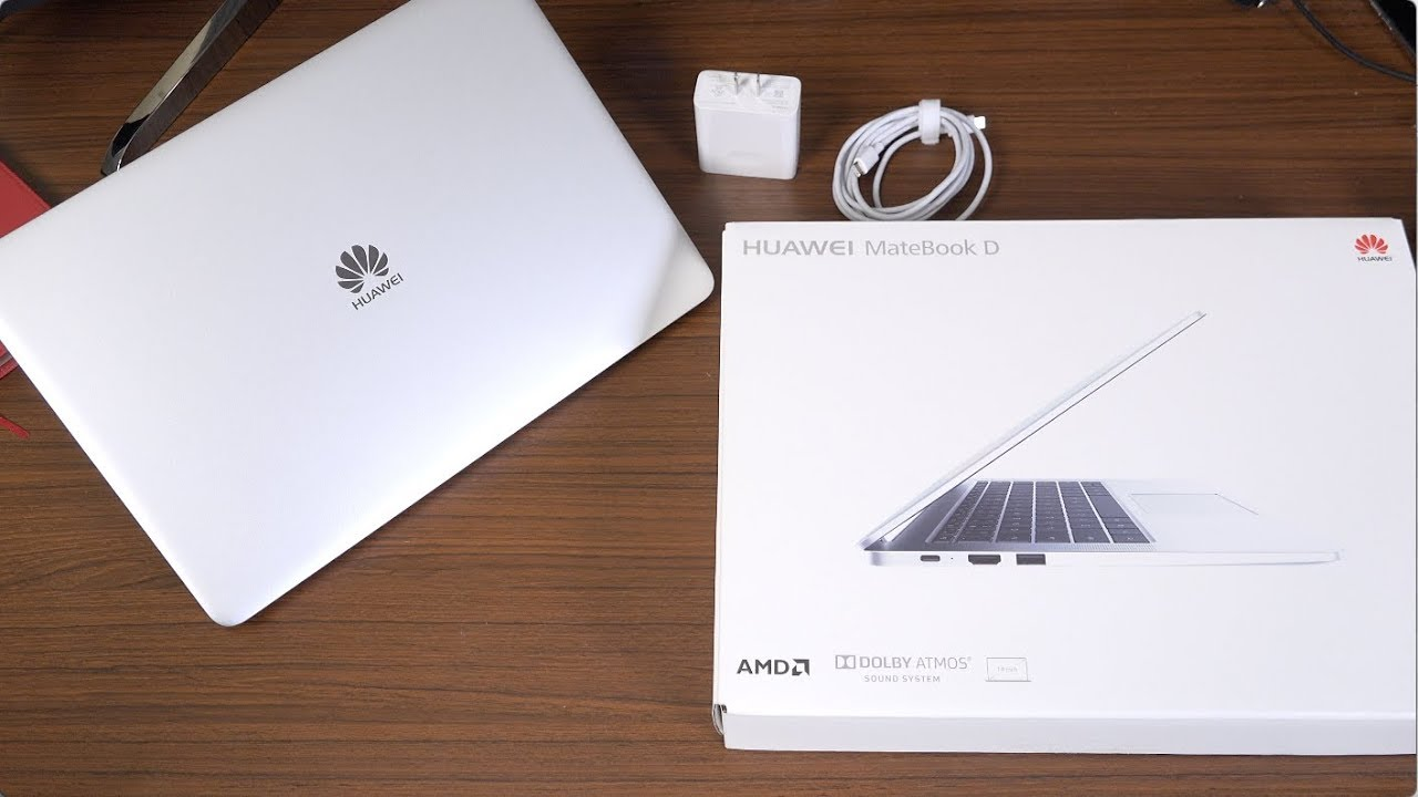 Huawei Matebook D Laptop Unboxing And Giveaway Best Back To School