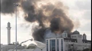 Incêndio atinge mesquita de Londres, a maior da Europa ocidental