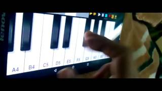 Piano Version - Mere Rashke Qamar mp3
