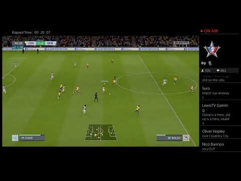 Brandon Mason's Live PS4 Broadcast