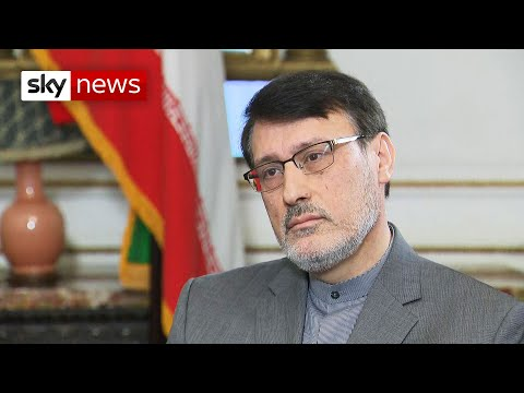 Exclusive Interview With Iranian Ambassador To The UK Hamid Baeidinejad
