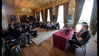 Irish Rugby TV: Ireland v Wales Team Announcement Press Conference