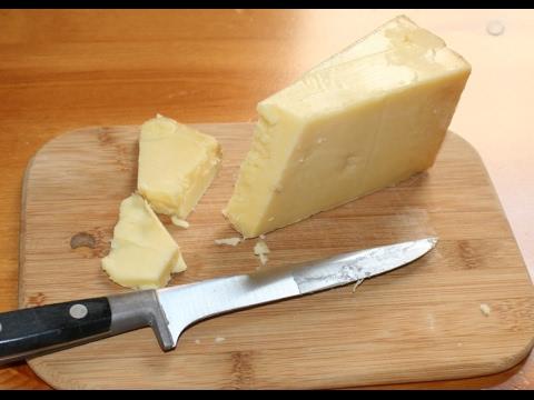 Cheddar cheese!