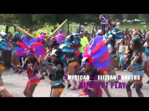 Belizean American Dancers - live in Chicago