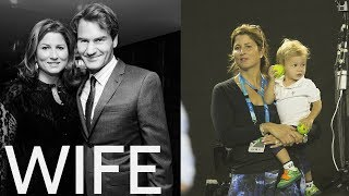 Roger Federer's Wife 2018 | Mirka Federer