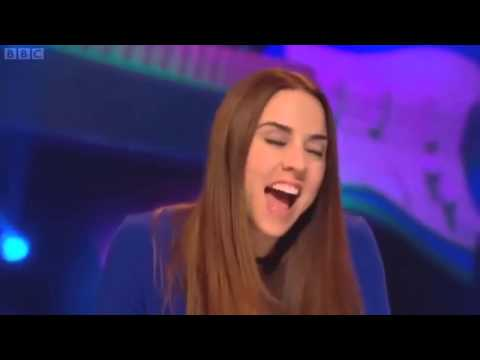 """Melanie C - """"2 Become 1"""" on 'Never Mind The Buzzcocks'"""