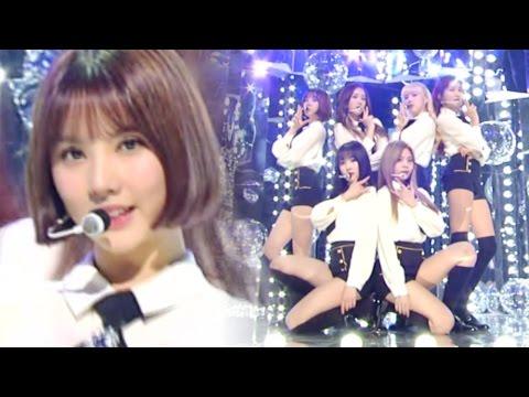 《Comeback Special》 GFriend - Fingertip @Inkigayo 20170312