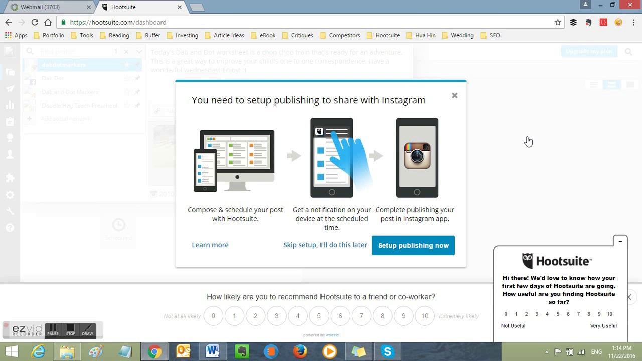 Instagram how to add it integrate with hootsuite youtube instagram how to add it integrate with hootsuite ccuart Gallery