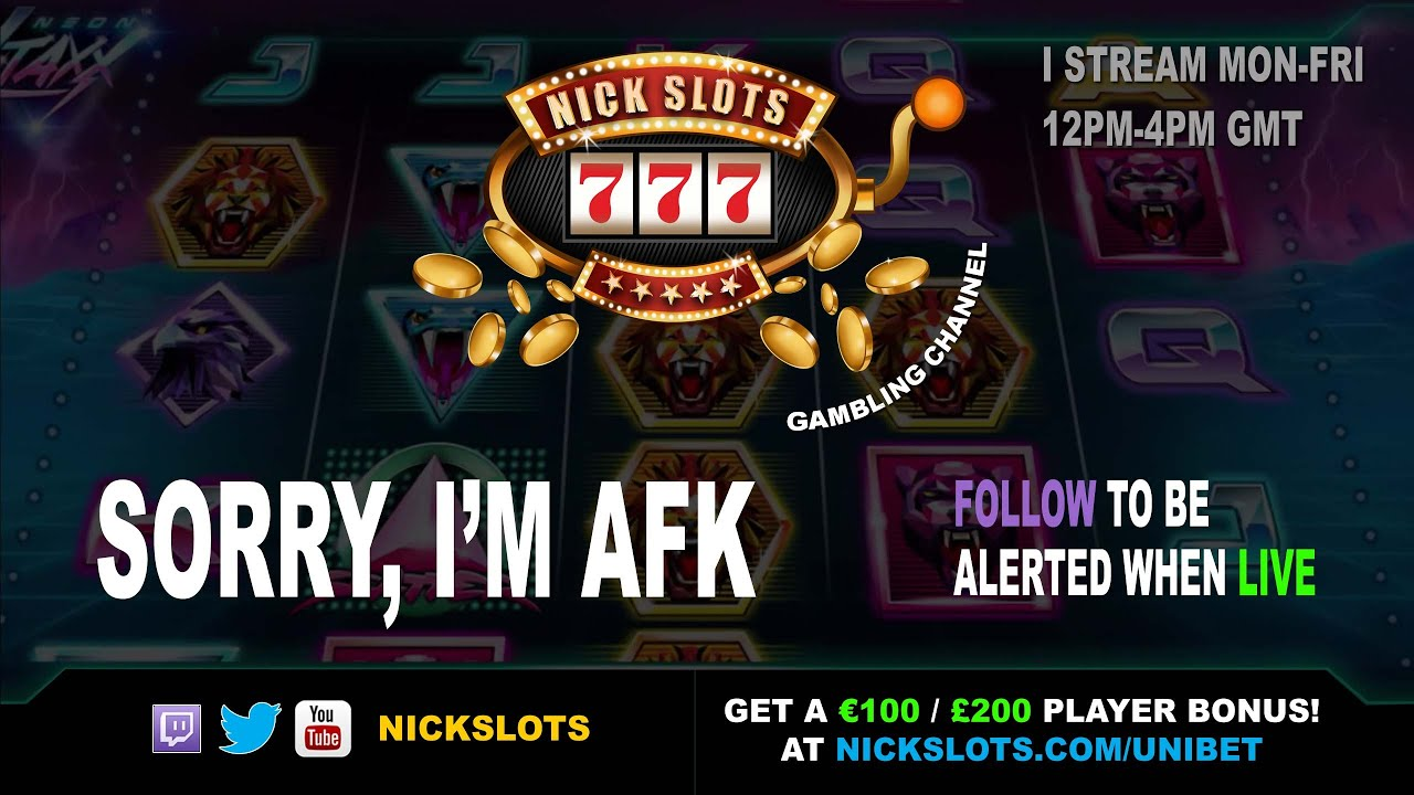 Download Watch me play slots - 16/08/16