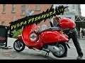 Vespa Primavera 150/ Unboxing & First Ride