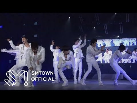 Клип Super Junior - SUPERMAN