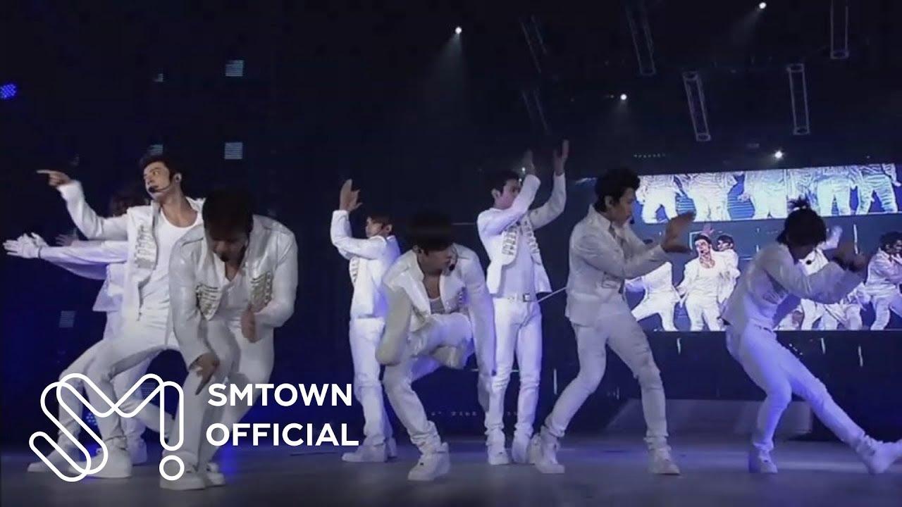 Super Junior 슈퍼주니어_SUPERMAN_MUSIC VIDEO