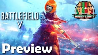 Battlefield V Preview (Multiplayer) - Wortha...no it f*****g isnt.